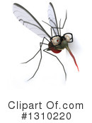 Mosquito Clipart #1310220