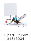 Mosquito Clipart #1315234