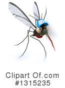 Mosquito Clipart #1315235