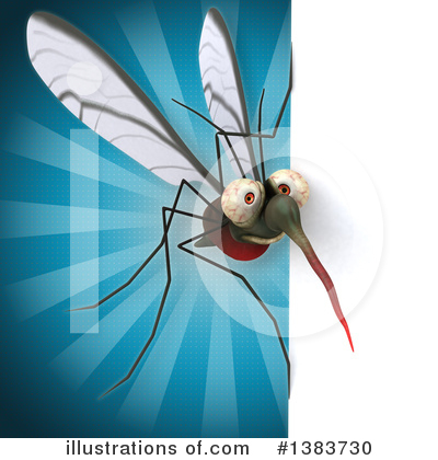 Mosquito Clipart #1383730 by Julos