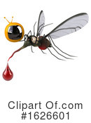 Mosquito Clipart #1626601 by Julos