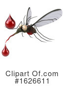 Mosquito Clipart #1626611 by Julos