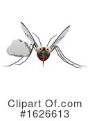 Mosquito Clipart #1626613 by Julos