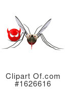 Mosquito Clipart #1626616 by Julos