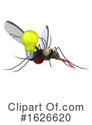 Mosquito Clipart #1626620 by Julos