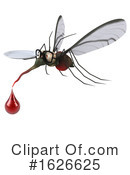 Mosquito Clipart #1626625 by Julos