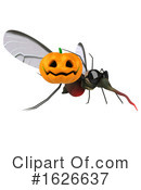 Mosquito Clipart #1626637 by Julos