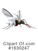 Mosquito Clipart #1630247 by Julos