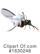 Mosquito Clipart #1630248 by Julos