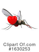 Mosquito Clipart #1630253 by Julos
