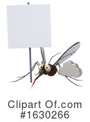 Mosquito Clipart #1630266 by Julos