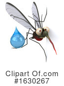 Mosquito Clipart #1630267 by Julos