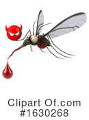 Mosquito Clipart #1630268 by Julos