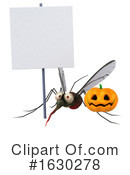 Mosquito Clipart #1630278 by Julos