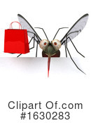 Mosquito Clipart #1630283 by Julos