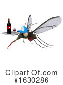 Mosquito Clipart #1630286 by Julos