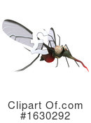 Mosquito Clipart #1630292 by Julos