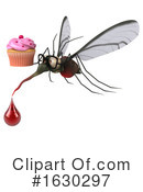 Mosquito Clipart #1630297 by Julos