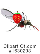 Mosquito Clipart #1630298 by Julos