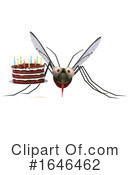 Mosquito Clipart #1646462 by Julos