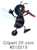 Mosquito Clipart #212213