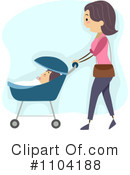 Mother Clipart #1104188 by BNP Design Studio