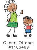 Mother Clipart #1106489 by C Charley-Franzwa