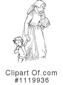 Mother Clipart #1119936 by Prawny Vintage