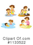 Mother Clipart #1133522 by Graphics RF