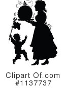Mother Clipart #1137737 by Prawny Vintage