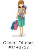Mother Clipart #1143757 by Graphics RF