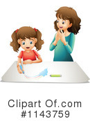 Mother Clipart #1143759 by Graphics RF