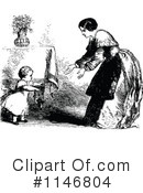 Mother Clipart #1146804 by Prawny Vintage