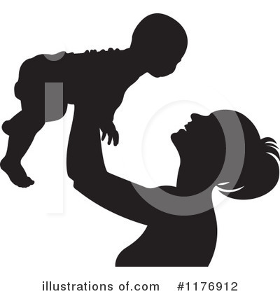 Baby Clipart #1176912 by Lal Perera