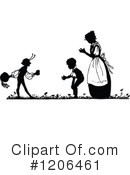 Mother Clipart #1206461 by Prawny Vintage