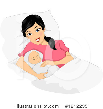 Royalty-Free (RF) Mother Clipart Illustration by BNP Design Studio - Stock Sample #1212235
