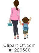 Mother Clipart #1229580 by BNP Design Studio