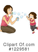 Mother Clipart #1229581 by BNP Design Studio