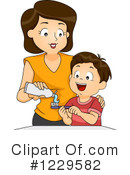 Mother Clipart #1229582 by BNP Design Studio