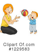 Mother Clipart #1229583 by BNP Design Studio