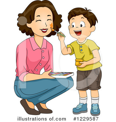 Mother Clipart (rf) mother clipart