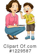 Mother Clipart #1229587 by BNP Design Studio