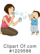 Mother Clipart #1229588 by BNP Design Studio