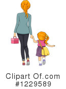 Mother Clipart #1229589 by BNP Design Studio