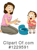 Mother Clipart #1229591 by BNP Design Studio