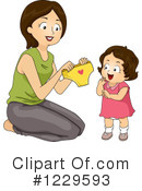 Mother Clipart #1229593 by BNP Design Studio