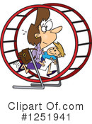 Mother Clipart #1251941 by toonaday