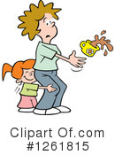 Mother Clipart #1261815 by Johnny Sajem