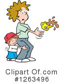 Mother Clipart #1263496 by Johnny Sajem