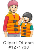 Mother Clipart #1271738 by BNP Design Studio